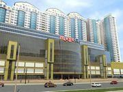 МЕГА-СИТИ  -  самый крупный торгово-офисный центр Левого берега